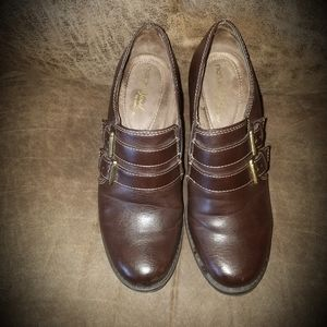 Natural Soul by naturalize brown shoes